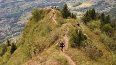 Calendrier trail France   Trail en Septembre 2021 > Trail du fort de Tamié (Mercury)