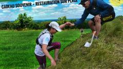Trail calendar France Hauts-de-France Pas-de-Calais Trailrunning race in June 2021 > Fores'Trail (Guines)