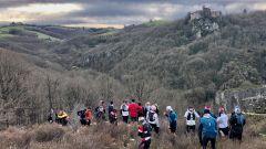 Trail kalender Frankrijk Occitanie Tarn Trailrun in Februari 2021 > Albatrail (Alban)