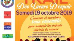 Calendrier trail France Hauts-de-France  Trail en Octobre 2019 > Trail des Lueurs d'Espoir (Fleurines)