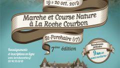 Calendrier trail France Nouvelle-Aquitaine Charente-Maritime Trail en Octobre 2020 > Course Nature à la Roche Courbon (Saint-Porchaire)