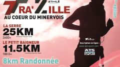 Trail calendar France Occitanie Aude Trailrunning race in June 2021 > Tra'zille (Azille)