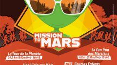 Calendrier trail France   Trail en Septembre 2017 > Trail de la Planéte Mars (Mars)