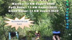 Trail calendar France Grand Est Haute-Marne Trailrunning race in May 2021 > Trail des Béliers (Saint Blin)