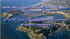 Trail kalender Frankrijk Bretagne Ille-et-Vilaine Trailrun in Oktober 2019 > Trail de la Côte d'Émeraude (Saint-Malo)