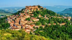 Trail kalender Frankrijk Occitanie Tarn Trailrun in Mei 2021 > Trail Cordais (Cordes-sur-Ciel)
