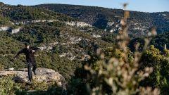Calendrier trail France Provence-Alpes-Côte d'Azur Vaucluse Trail en Novembre 2020 > TMV - Trail des Monts de Vaucluse (Saumane)