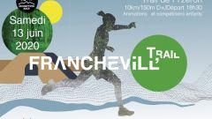 Calendrier trail France Auvergne-Rhône-Alpes Rhône Trail en Juin 2020 > FRANCHEVILL'TRAIL 2020 (FRANCHEVILLE)