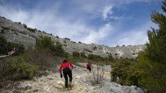 Trail calendar France Provence-Alpes-Côte d'Azur Vaucluse Trailrunning race in February 2021 > Trail De Fontaine (Fontaine de Vaucluse)
