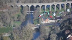 Trail calendar France Nouvelle-Aquitaine Creuse Trailrunning race in April 2021 > Le Passage du Viaduc (Glénic)