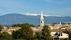 Trail calendar France Provence-Alpes-Côte d'Azur Vaucluse Trailrunning race in October 2020 > Trail de Saint Didier (Saint Didier)