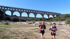 Trail kalender Frankrijk Occitanie Gard Trailrun in Oktober 2020 > Trail du Pont du Gard (Remoulins)