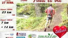 Calendrier trail Belgique   Trail en Avril 2020 > TRAIL ET VIE Attert (Attert )