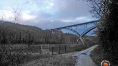 Calendrier trail France Nouvelle-Aquitaine Charente Trail en Octobre 2021 > Trail du Viaduc de l'Anguienne (Dirac)