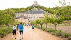 Trail kalender Frankrijk Île-de-France Val-d'Oise Trailrun in April 2021 > Trail des Balcons de la Seine (La Roche-Guyon)