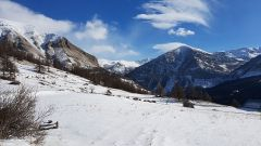 Trail calendar France Provence-Alpes-Côte d'Azur  Trailrunning race in January 2021 > Scott Trail Blanc du Val D'Allos (ALLOS)