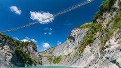 Calendrier trail France   Trail en Juillet 2021 > Trail des Passerelles du Monteynard (Treffort)