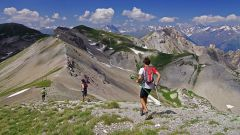 Trail calendar France Provence-Alpes-Côte d'Azur Hautes-Alpes Trailrunning race in July 2020 > Sky Race Montgenèvre (Montgenèvre)
