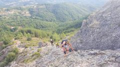 Trail kalender Frankrijk Auvergne-Rhône-Alpes Ardèche Trailrun in Augustus 2021 > Taranis Arga Trail (Le Travers)