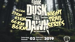 Trail calendar Belgium   Trailrunning race in February 2020 > From Dusk Till Dawn (Villers-Sainte-Gertrude)