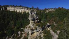 Trail calendar France Bourgogne-Franche-Comté  Trailrunning race in October 2020 > Tour des Commères (Sirod)