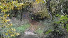 Calendrier trail France Centre-Val de Loire Indre-et-Loire Trail en Novembre 2021 > Even' Trail (Esvres-sur-Indre)