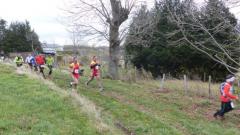 Trail calendar France Auvergne-Rhône-Alpes Puy-de-Dôme Trailrunning race in November 2019 > La Foulée Anzatoise (Anzat-le-Luguet)