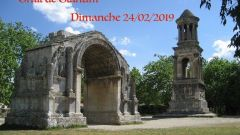 Trail calendar France   Trailrunning race in February 2021 > Trail de Glanum (Saint-Rémy-de-Provence)