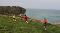 Trail calendar France Normandie Seine-Maritime Trailrunning race in October 2019 > Trail des Hautes Falaises (Sassetot-le-Mauconduit)