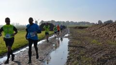 Trail kalender Frankrijk Hauts-de-France  Trailrun in November 2020 > La Pévèle Trail (Fretin)