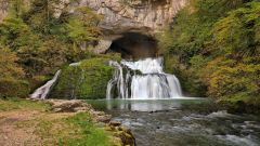 Trail calendar France Bourgogne-Franche-Comté Doubs Trailrunning race in October 2020 > Trail de la Source du Lison (Nans sous Saint Anne)
