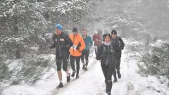 Trail calendar France   Trailrunning race in February 2020 > Trail des Lucioles (Riotord)