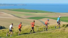 Trail kalender Frankrijk Hauts-de-France  Trailrun in September 2019 > Trail National de la Côte d'Opale (Wissant)