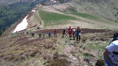 Trail kalender Frankrijk Auvergne-Rhône-Alpes Cantal Trailrun in Mei 2020 > La Pastourelle (Salers)
