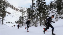 Trail calendar France   Trailrunning race in January 2021 > Trail Blanc du Pont d'Espagne (Cauterets)