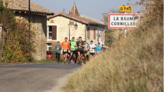 Trail calendar France   Trailrunning race in November 2020 > Trail de la Raye (La Baume-Cornillane)
