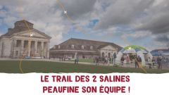 Trail kalender Frankrijk   Trailrun in Oktober 2020 > Trail des 2 Salines (Salins-Les-Bains)