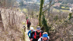 Trail calendar France   Trailrunning race in March 2021 > Trail des Cabornis (Chasselay)