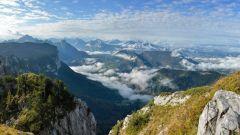 Trail kalender Frankrijk Auvergne-Rhône-Alpes Haute-Savoie Trailrun in Oktober 2019 > Trail des Glières (Thorens Glières)