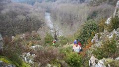 Trail kalender Frankrijk Auvergne-Rhône-Alpes  Trailrun in Februari 2020 > Trail de Lavault-Sainte-Anne et des Gorges du Cher (Lavault-Sainte-Anne)