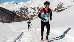 Trail calendar France Provence-Alpes-Côte d'Azur Alpes-de-Haute-Provence Trailrunning race in February 2021 > Ubaye Snow Trail Salomon (Saint-Paul-sur-Ubaye)