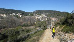Trail calendar France Occitanie Hérault Trailrunning race in February 2020 > Vailhau Trail (Vailhauquès)