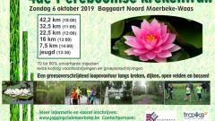 Trail kalender België   Trailrun in Oktober 2019 > Pereboomse Krekentrail (Moerbeke)
