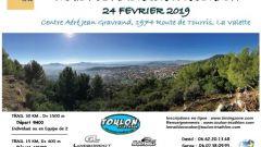 Trail calendar France Provence-Alpes-Côte d'Azur  Trailrunning race in January 2020 > Trail des Amoureux du Coudon (La Valette-du-Var)