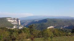 Calendrier trail France Provence-Alpes-Côte d'Azur Vaucluse Trail en Avril 2021 > Grand Raid du Ventoux (Gigondas)