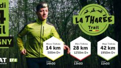 Trail calendar Belgium   Trailrunning race in April 2020 > La THArée (Rettigny)