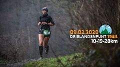 Trail calendar the Netherlands   Trailrunning race in March 2020 > Drielandenpunt Trail Winter (Vaals)
