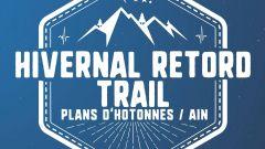 Trail kalender Frankrijk Auvergne-Rhône-Alpes Ain Trailrun in Maart 2021 > Hivernal Retord Trail (Les Plans d' Hotonnes)