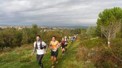 Trail kalender Frankrijk Occitanie Gard Trailrun in November 2021 > Jurassic Trail (Saint-Siffret)