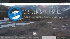 Trail kalender Italië   Trailrun in Juli 2021 > Ortler Sky Trails (Sulden am Ortler/ Solda)